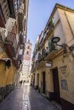 Ville de Malaga, Malaga Photos libres de droits