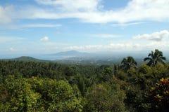 Ville de Manado Images libres de droits