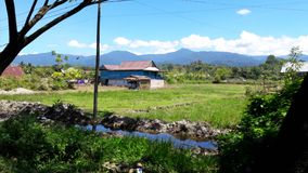 ville de masamba Photographie stock
