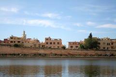 Ville de Meknes Photos stock