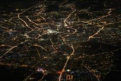 Ville de Moscou Photos stock