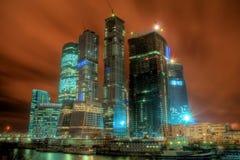 Ville de Moscou Images stock