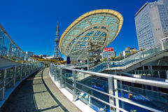 Ville de Nagoya de l'oasis 21 Image libre de droits