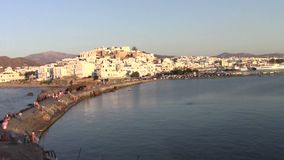 Ville de Naxos clips vidéos