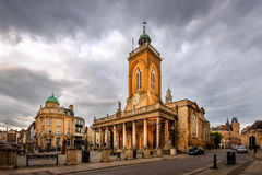 Ville de Northampton, Angleterre, R-U Photos stock