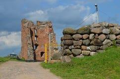 Ville de Novogrudok Image libre de droits