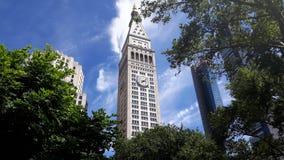 Ville de NY Images libres de droits