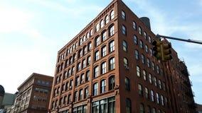 Ville de NY Image libre de droits