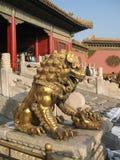ville de Pékin interdite Images libres de droits