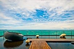 Ville de Pattaya Photographie stock libre de droits
