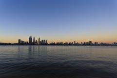 Ville 03 de Perth Images libres de droits
