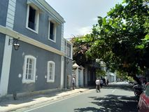Ville de Pondicherry Photo stock