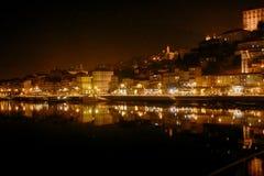 Ville de Porto Image libre de droits