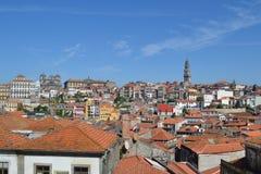 Ville de Porto, Portugal, l'Europe Photographie stock libre de droits