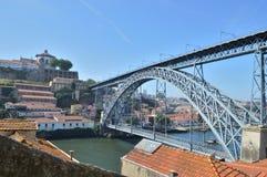 Ville de Porto, Portugal, l'Europe Images libres de droits