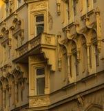 Ville de Prague tôt le matin photographie stock libre de droits
