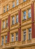 Ville de Prague tôt le matin photo libre de droits