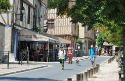 Ville de Provins Photos libres de droits