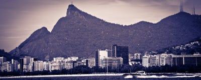 Ville de Rio de Janeiro Photographie stock libre de droits