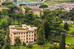 Ville de Rome Italie Image libre de droits