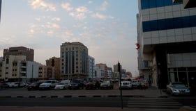 Ville de route Images libres de droits