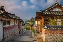 Ville de Séoul Images stock