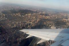 Ville de Sao Paulo Photographie stock libre de droits