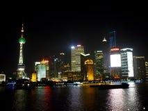 Ville de Shangai Images stock
