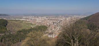 Ville de Shumen Photographie stock libre de droits