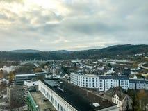 Ville de Siegen photo stock