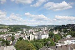 Ville de Siegen, Allemagne Images stock