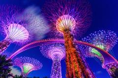 Ville de Singapour, Singapour Photo libre de droits