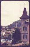 Ville de Spiez, ch Photos libres de droits