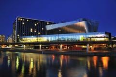 Ville de Stockholm Photo libre de droits