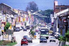 Ville de Sungai Siput images libres de droits
