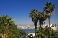 Ville de Tel Aviv Photographie stock libre de droits