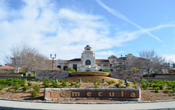 Ville de Temecula Photo stock