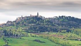 Ville de Todi, Italie Photographie stock libre de droits