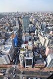 Ville de Tokyo, Japon Photographie stock libre de droits