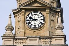 ville de tour de hall d'horloge de ville de cap Image libre de droits