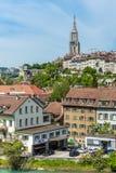 Ville de trésor du monde - Berne, Suisse Images stock