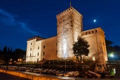 Ville de Trento en Italie Images libres de droits