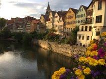 Ville de Tuebingen, Allemagne Photo libre de droits