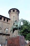 Ville de Turin, Italie Photo libre de droits