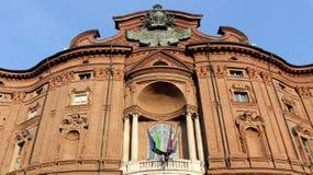 Ville de Turin, Italie Images libres de droits