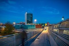 Ville de Valladolid en Espagne photos libres de droits