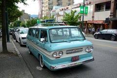 Ville de Vancouver, Canada Image stock