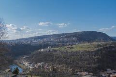 Ville de Veliko Tarnovo Photo libre de droits