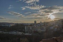 Ville de Veliko Tarnovo Image libre de droits