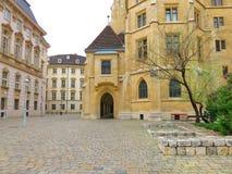 Ville de Vienne photographie stock libre de droits